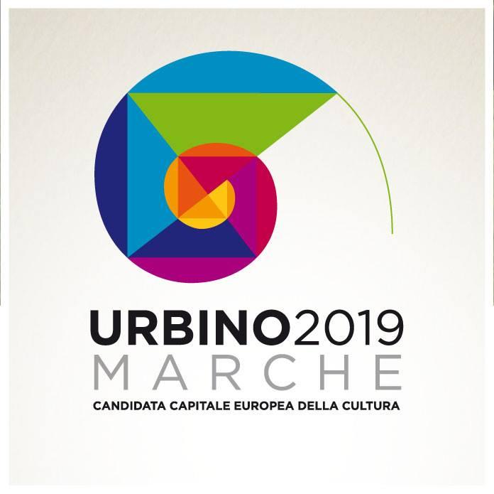 logo urbino capitale europea della cultura 2019